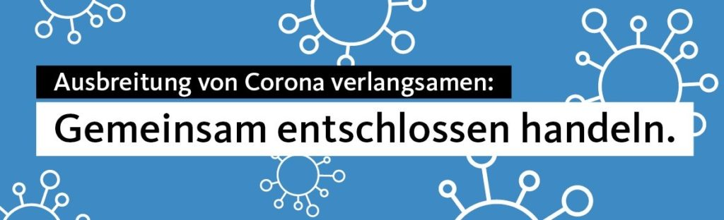 Corona-Maßnahmen der Bundesregierung